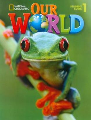 Imagem de OUR WORLD 1 STUDENTS BOOK WITH CD-ROM