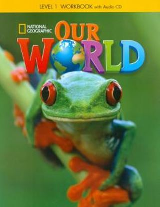 Imagem de OUR WORLD 1 WORKBOOK AND AUDIO CD