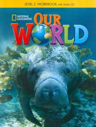 Imagem de OUR WORLD 2 WORKBOOK WITH AUDIO CD