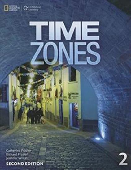 Picture of TIME ZONES 2 SB - 2ND ED