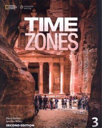 Imagem de TIME ZONES 3 SB - 2ND ED