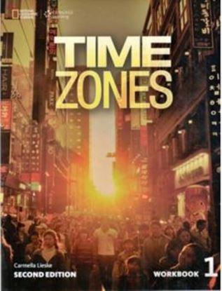 Imagem de TIME ZONES 1 WB - 2ND ED