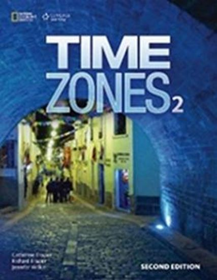 Picture of TIME ZONES 2 WB - 2ND ED