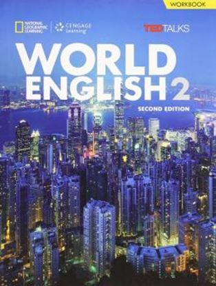 Imagem de WORLD ENGLISH 2 WB - 2ND ED