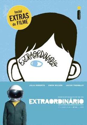 Imagem de EXTRAORDINARIO - EDICAO ESPECIAL COM BASTIDORES DO FILME