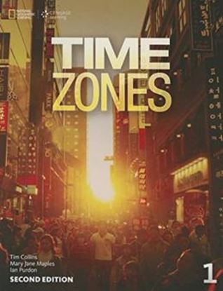 Imagem de TIME ZONES 1 STUDENT´S BOOK - 2ND ED