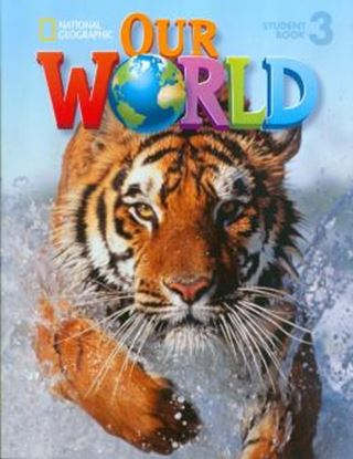 Imagem de OUR WORLD 3 SB WITH CD-ROM
