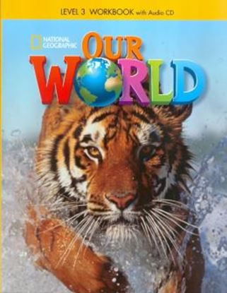 Imagem de OUR WORLD 3 WORKBOOK WITH AUDIO CD