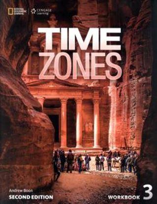 Imagem de TIME ZONES 3 WORKBOOK - 2ND ED