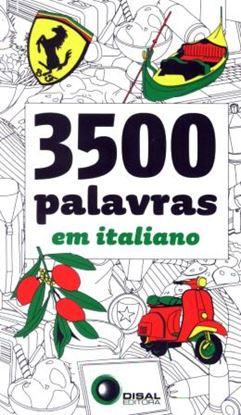 Imagem de 3500 PALAVRAS EM ITALIANO