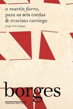 Imagem de  MARTIN FIERRO, PARA AS SEIS CORDAS  EVARISTO CARRIEGO, O