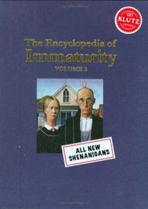 Imagem de  ENCYCLOPEDIA OF IMMATURITY, THE